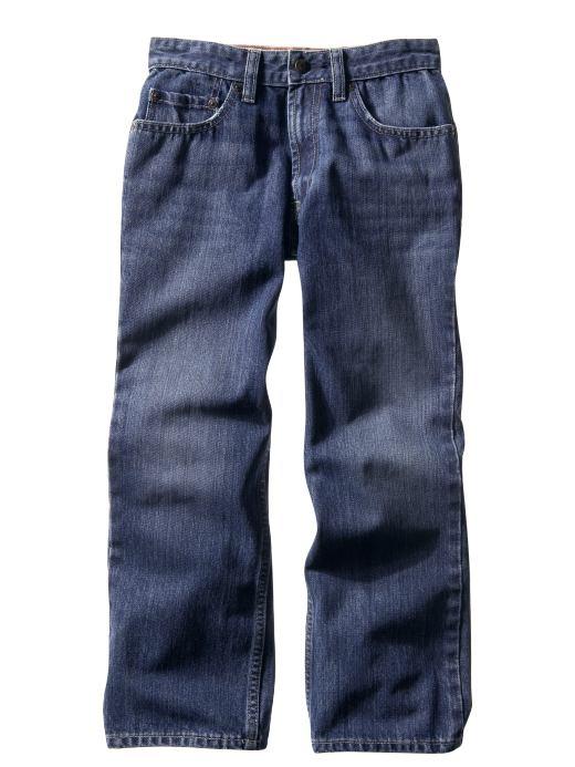 Gap Original Fit Jeans - Dark stonewash - Gap Canada