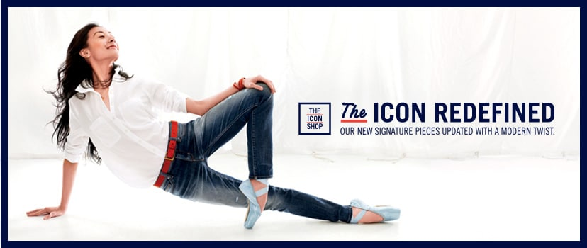 the icon shop. the icon redefined.