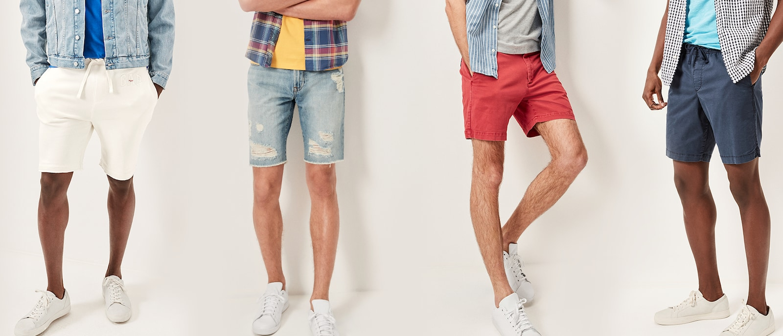 Off the Clock. Shorts made for taking it really easy. Break them in. Wear them out. SHOP SHORTS