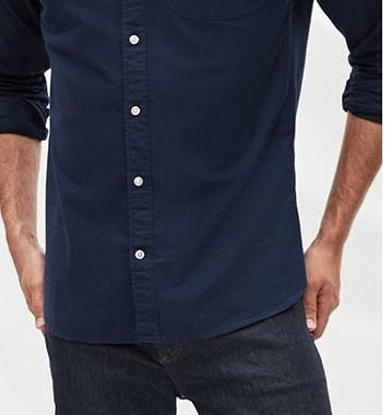 Mens Shirts - Untucked