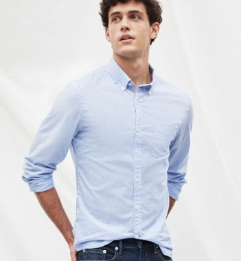 Mens Shirts - Slim