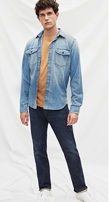 Men's jeans - relaxed