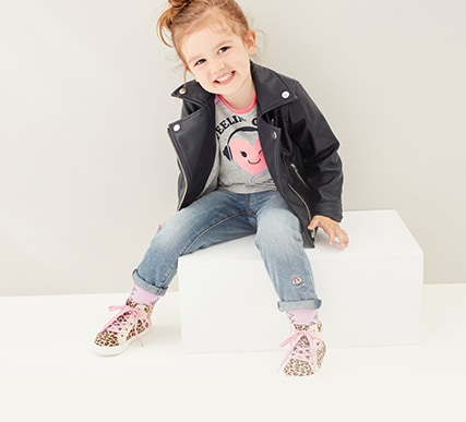 Toddler Girls Superdenim Shop, Girlfriend