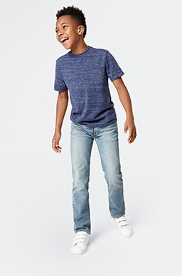 Boys Superdenim Shop, Straight
