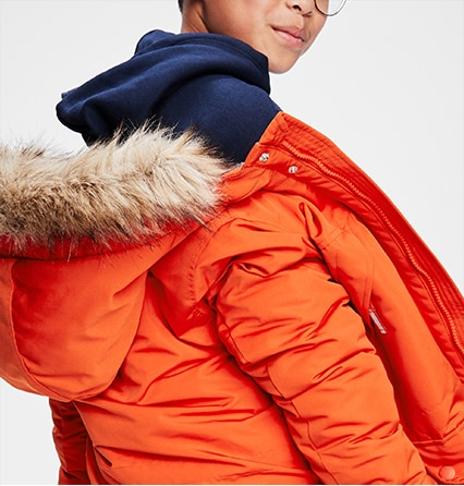 The Outerwear Shop, Warmest: ColdControl Ultra Max - Our warmest puffer is a go-to for the coldest of cold days. Brrr!