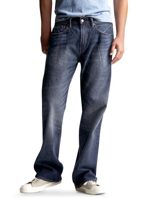 Gap Loose Fit Jeans (Vintage Wash) - Vintage - Gap Canada