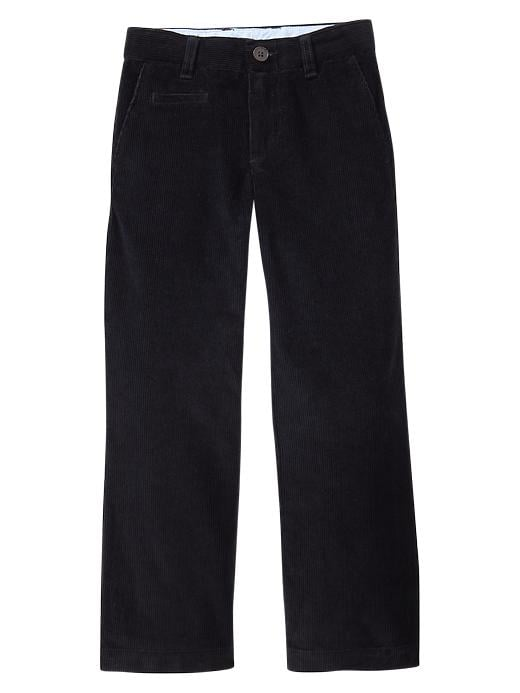 Gap Uniform Wide Wale Corduroy Pants - True navy - Gap Canada