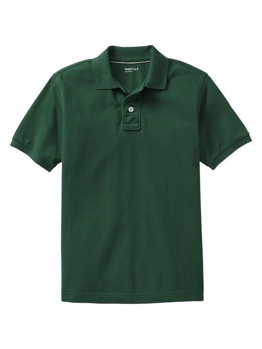 Gap Uniform Piquã© Polo - Pine green 138