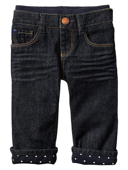 Gap First Boot Jeans (Dark Wash) - Denim - Gap Canada