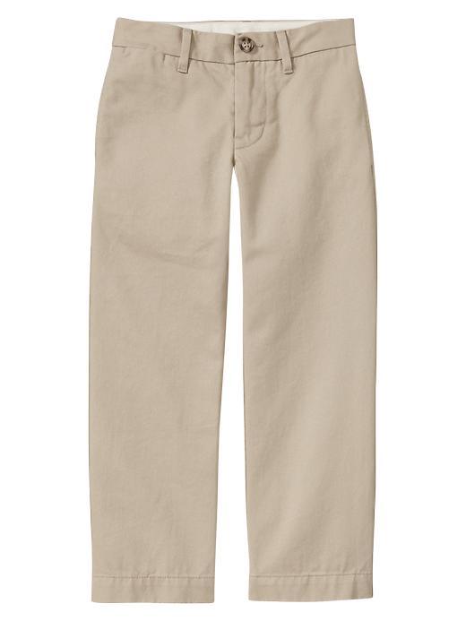 Gapshield Uniform Flat Front Pants - Cargo khaki
