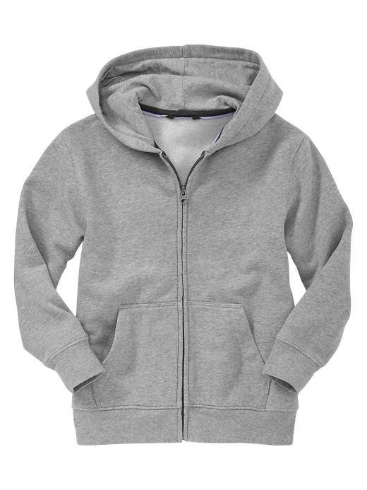 Gap Uniform Hoodie - Lt heather grey b10 - Gap Canada