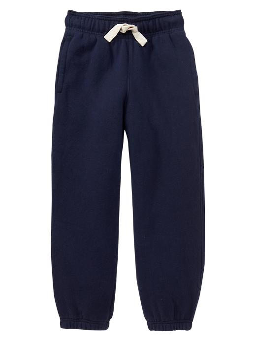 Gap Uniform Knit Pants - Blue galaxy - Gap Canada