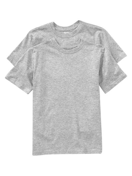 Gap Undershirts (2-Pack) - Heather gray