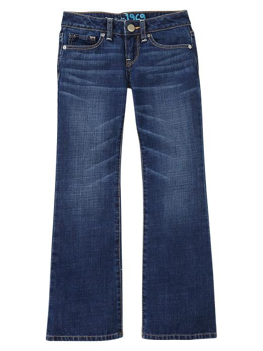 Gap Boot Cut Jeans (Faded Light Wash) - Denim - Gap Canada