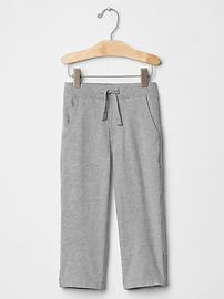 Pantalon en tricot de jersey