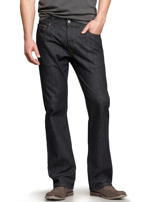 Gap 1969 Boot Fit Jeans (Rinse Wash) - Rinse - Gap Canada