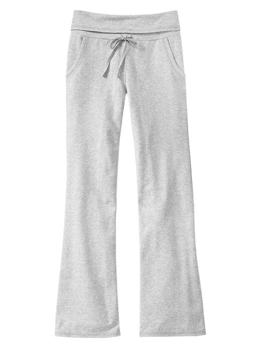 Gap Foldover Yoga Pants - Gray - Gap Canada