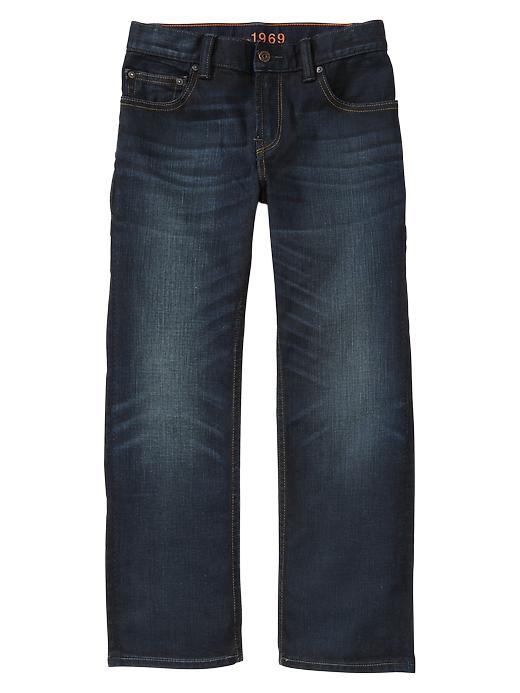 Gap Original Fit Premium Coated Jeans (Medium Wash) - Denim - Gap Canada