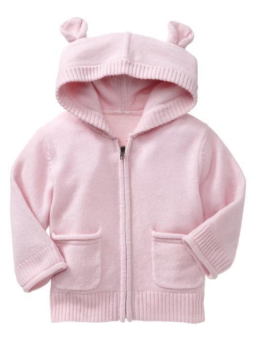 Gap Cashmere Hoodie Sweater - Pure pink - Gap Canada