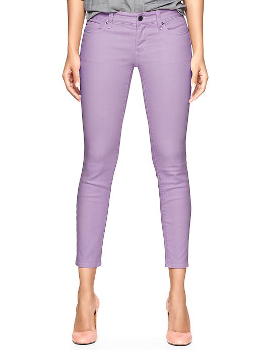 Gap 1969 Always Skinny Skimmer Jeans - Orchid frost - Gap Canada