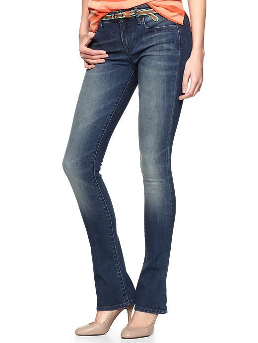 Gap 1969 Stiletto Jeans - Worn crystal - Gap Canada