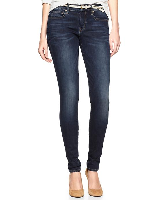 Gap 1969 Legging Jeans - Santa cruz blue - Gap Canada