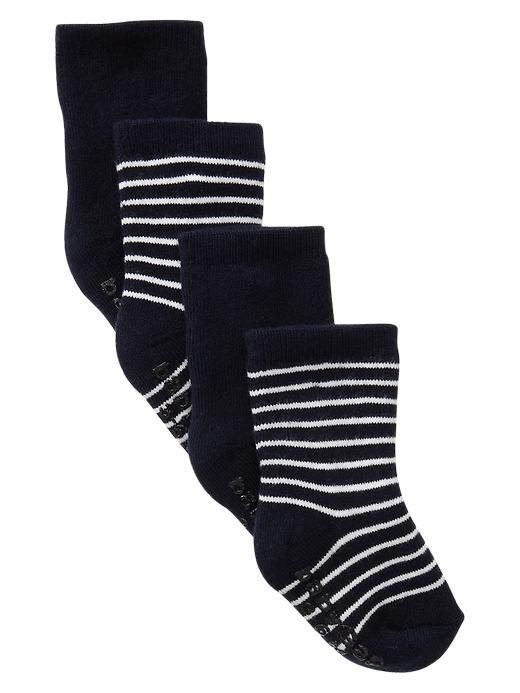 Gap Favorite Striped Socks (2 Pack) - Blue galaxy - Gap Canada