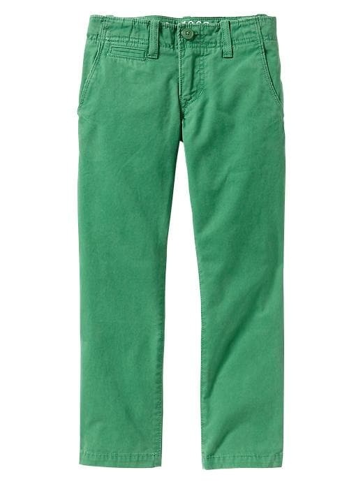 Gap Straight Fit Colored Khakis - Greenport - Gap Canada