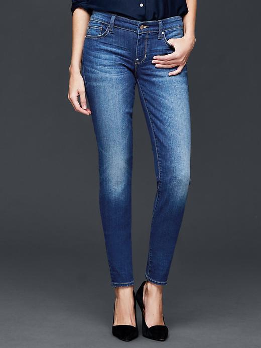 Gap 1969 Always Skinny Jeans - Medium wash - Gap Canada