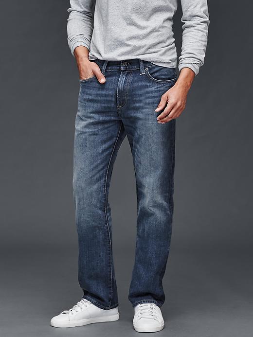 Gap 1969 Straight Fit Jeans (Vintage Wash) - Vintage - Gap Canada