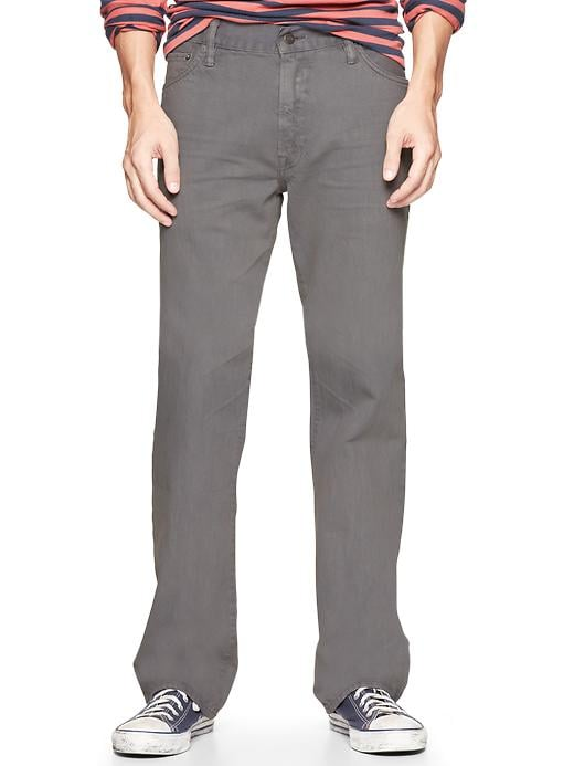 Gap 1969 Standard Fit Jeans (Clouded Grey Wash) - Clouded gray - Gap Canada
