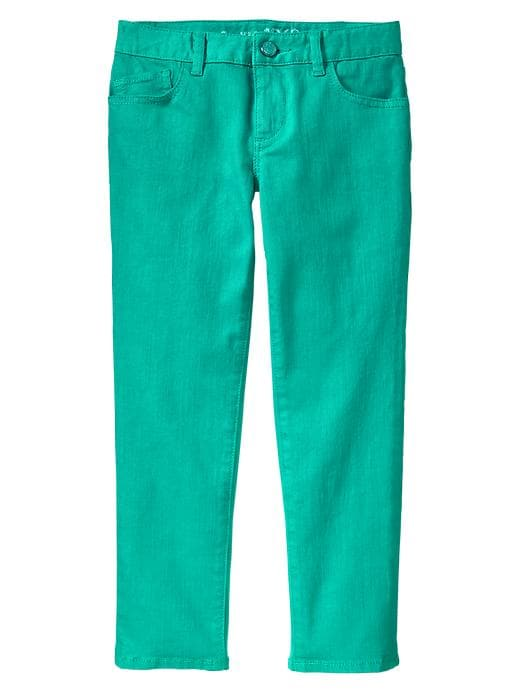 Gap Super Skinny Colored Skimmer Jeans - Egyptian turquoise - Gap Canada