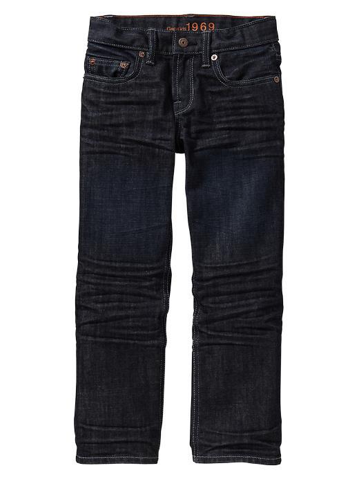 Gap Original Fit Jeans (Darker Wash) - Denim - Gap Canada