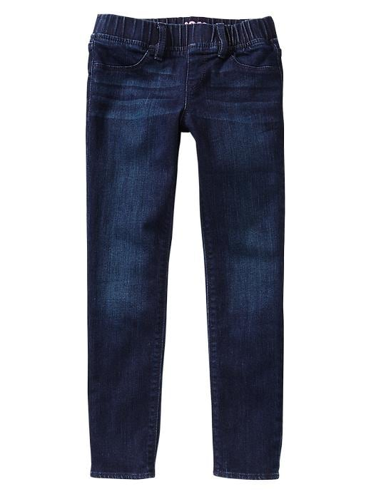 Gap 1969 Legging Jeans (Dark Faded Wash) - Denim - Gap Canada