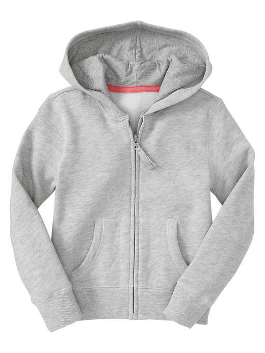 Gap Uniform Gym Hoodie - B13 lt heather grey - Gap Canada