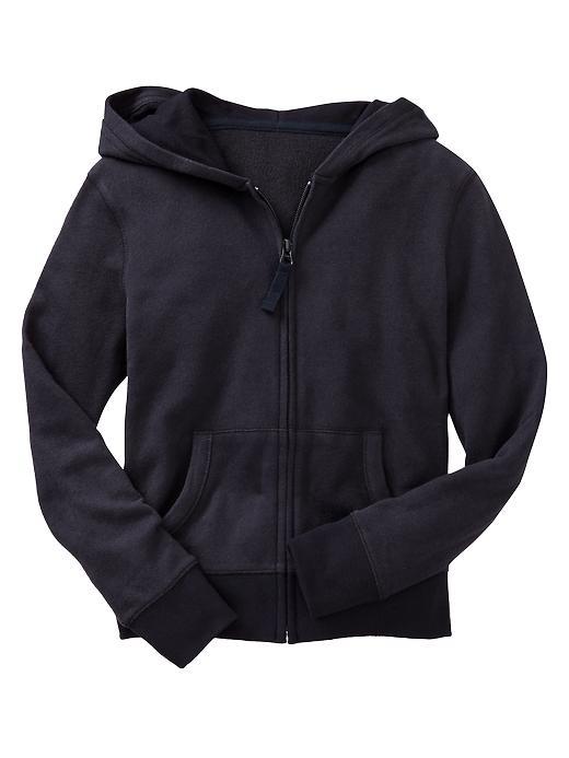 Gap Uniform Gym Hoodie - True navy