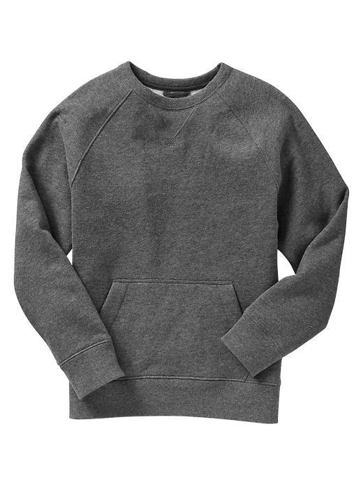 Gap Uniform Gym Pullover - Charcoal - Gap Canada