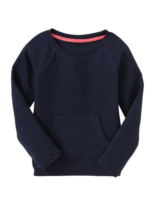 Gap Uniform Gym Pullover - True navy - Gap Canada