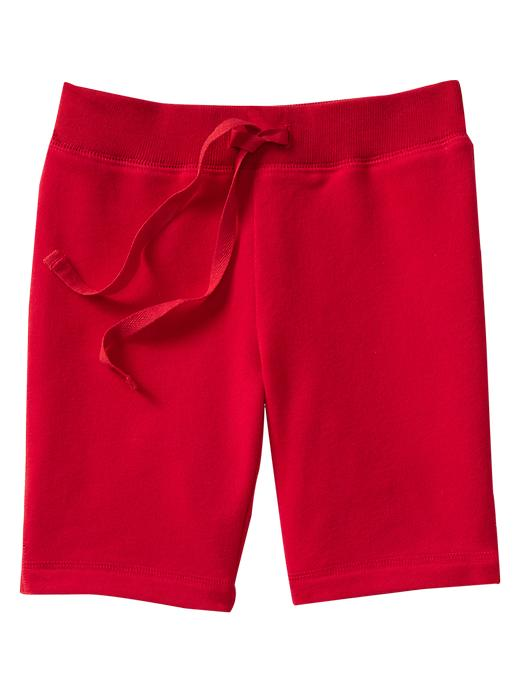 Gap Uniform Gym Bermuda Shorts - Pure red