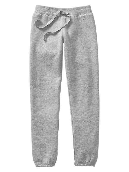 Gap Uniform Gym Pants - B13 lt heather grey - Gap Canada
