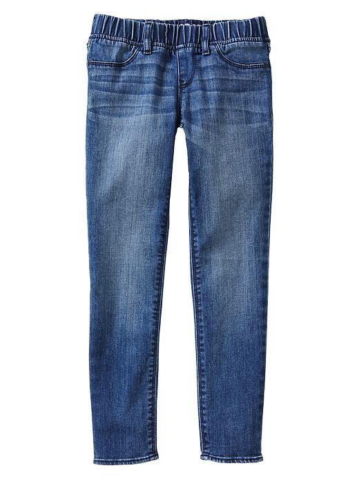 Gap Jeggings (Medium Wash With Whiskers) - Medium wash - Gap Canada