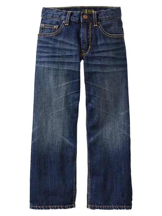 Gap 1969 Loose Jeans (Medium Wash) - Denim - Gap Canada