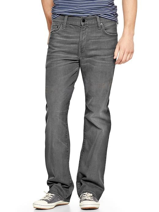 Gap 1969 Standard Fit Jeans (Gray Wash) - Carbon - Gap Canada