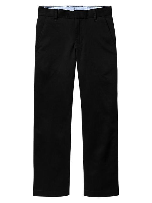 Gap Uniform Dress Pants - True black - Gap Canada