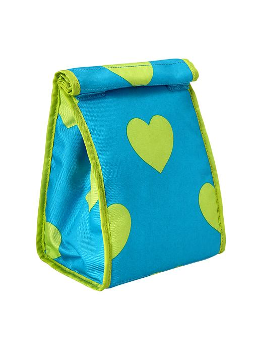 Gap Senior Heart Lunch Bag - Gemstone - Gap Canada