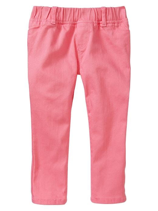 Gap Legging Jeans (Pink Wash) - Coral frost - Gap Canada