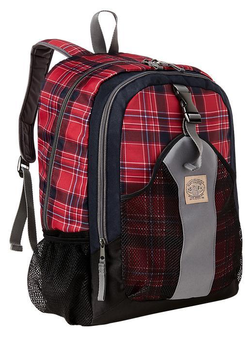 Gap Senior Backpack - Plaid