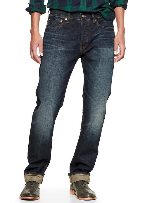 Gap 1969 Japanese Selvedge Slim Fit Jeans - Jones - Gap Canada