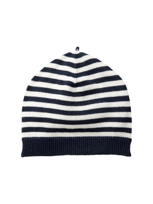 Gap Striped Beanie - Basic navy - Gap Canada