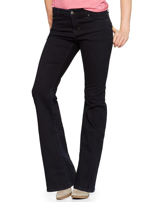 Gap 1969 Mid Rise Flare Jeans - Stanton - Gap Canada